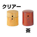 筒型さんしょ入 (クリアー) [W15159]