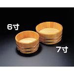 椹・うどん桶 (6寸) (SC-6) [W18106]