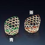 珍味篭 のし (青) [W22516]