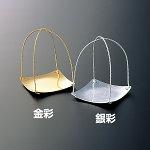 ミニ手付金彩皿 [W24832]【受注生産商品】
