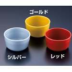 丸小鉢 レッド [W26892]
