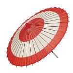 助六傘 (赤) [W56236]