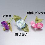 四季の花ごよみ 朝顔 (ピンク) 100入 [W64254]