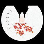 雲竜和紙花えぼし 紅葉 100枚 [W64576]