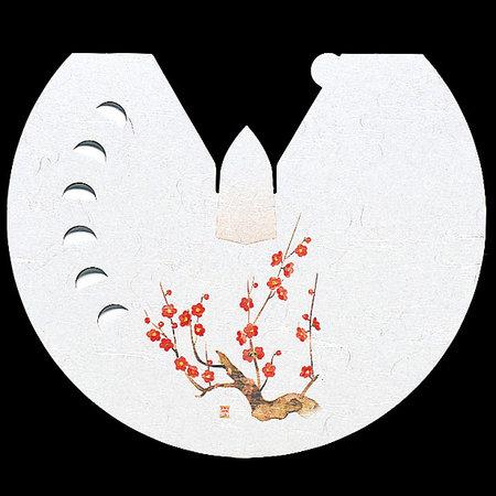 えぼし型掛紙